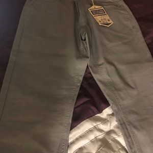 RECYCLED BLUES PANTS